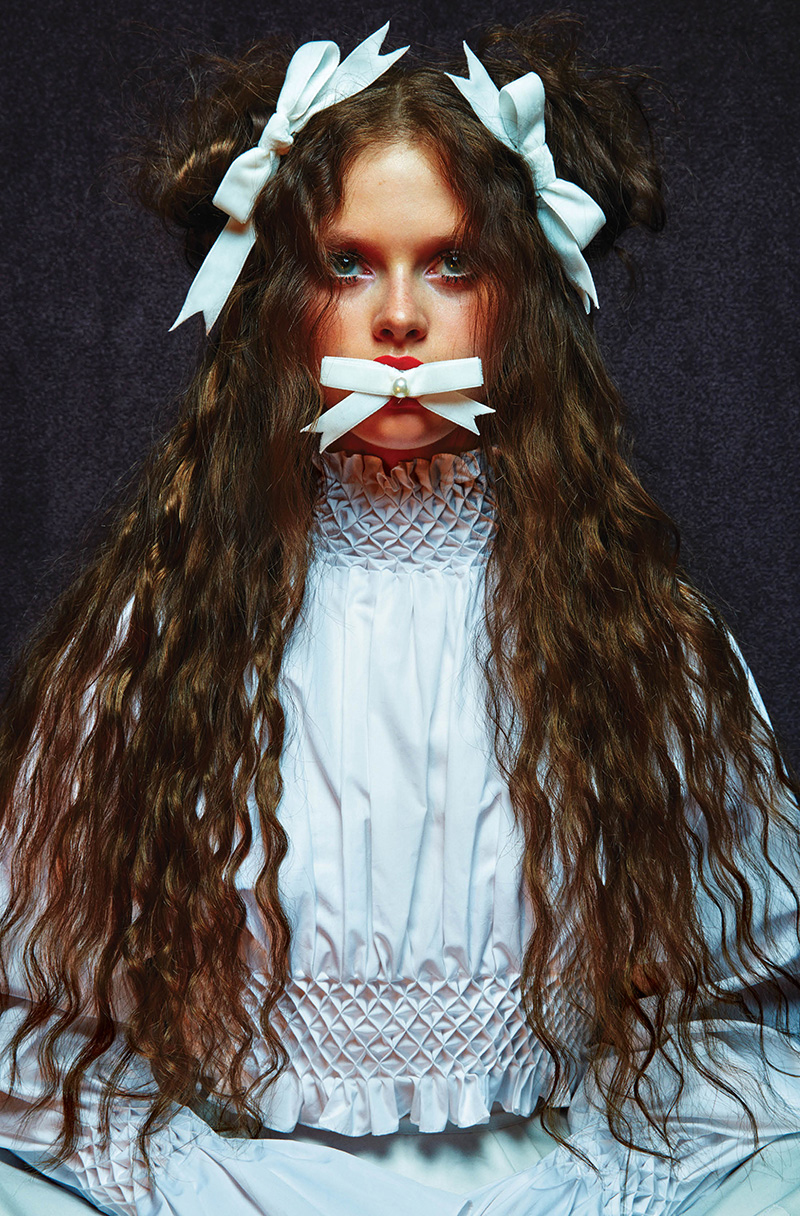 Avery Blanchard | CR Fashion Book Fall 2016