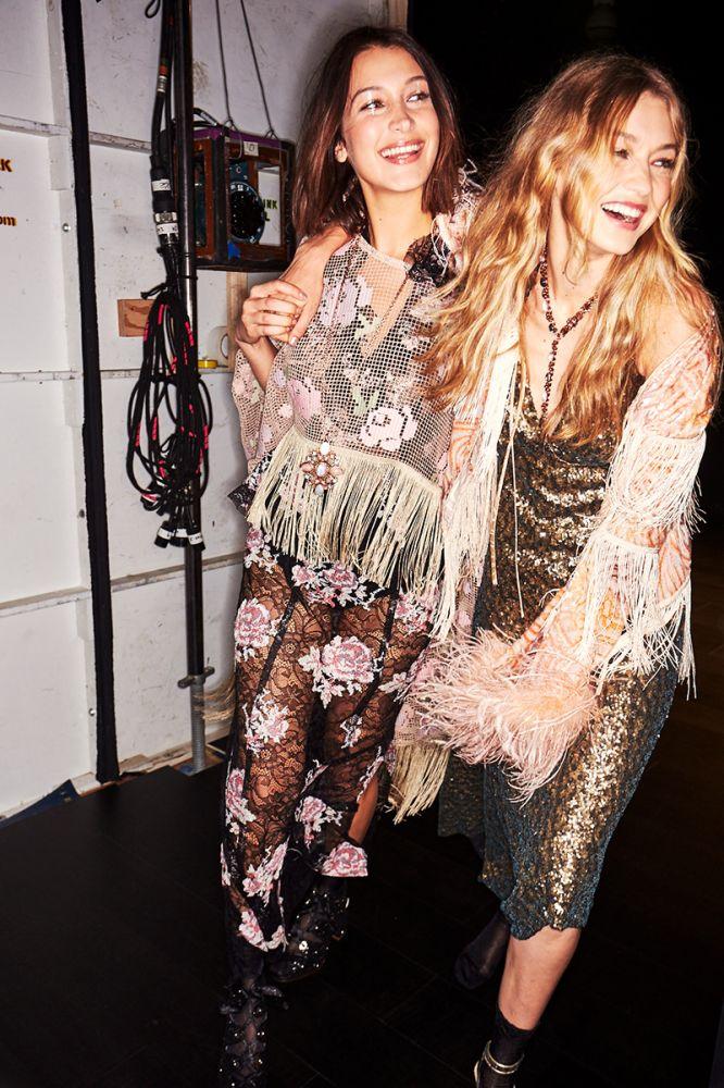 Bella & Gigi Hadid