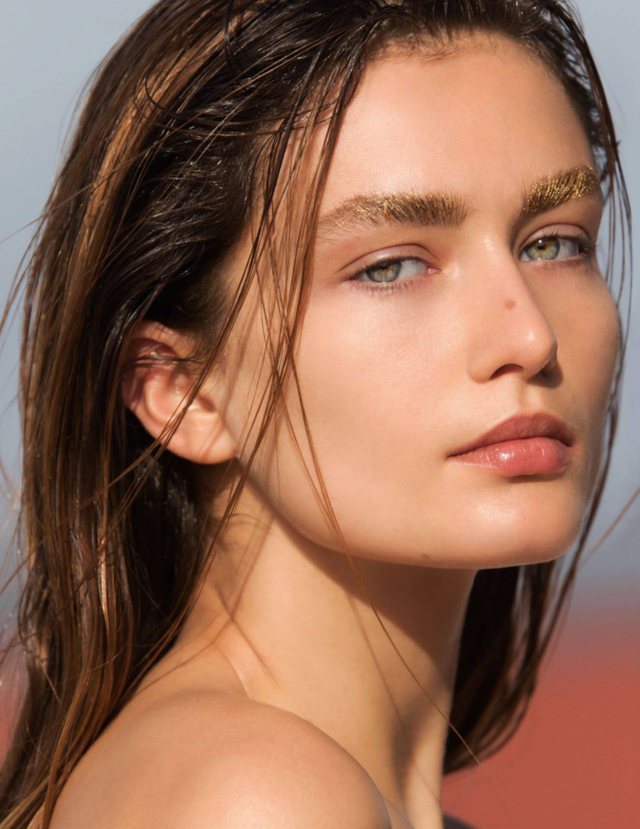 Andreea Diaconu   Vogue Paris June 2016