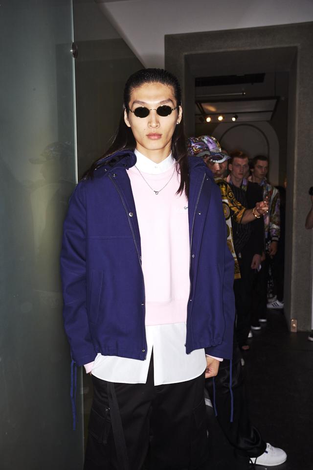 Zhang | Versace