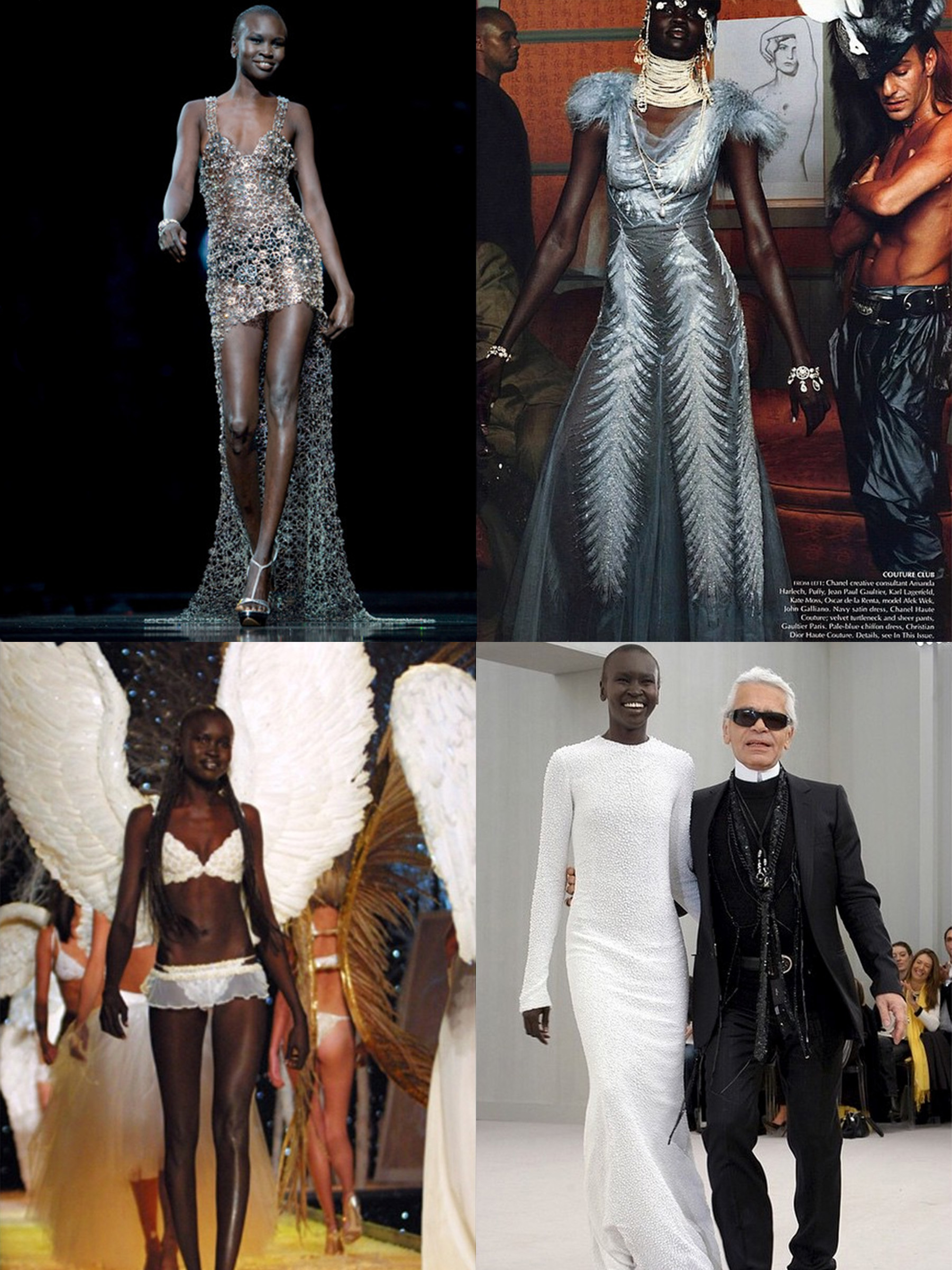 Watch Alek Wek SUD 	2001 video