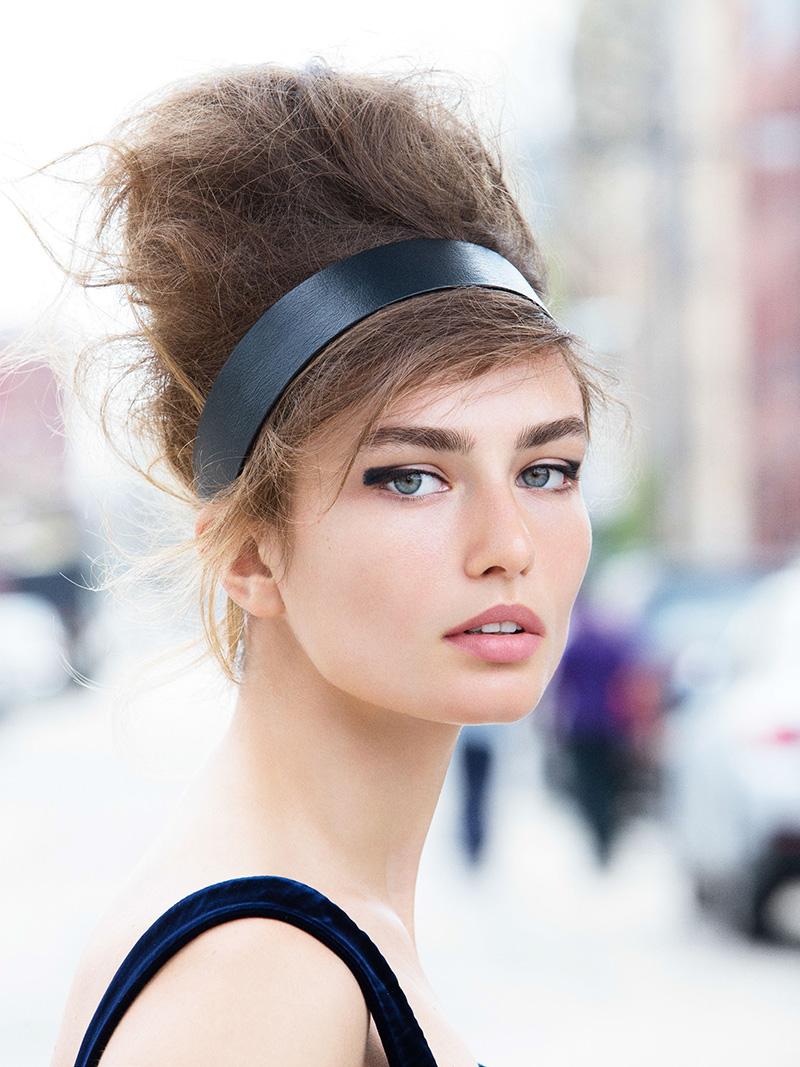 Andreea Diaconu   Vogue UK August 2015