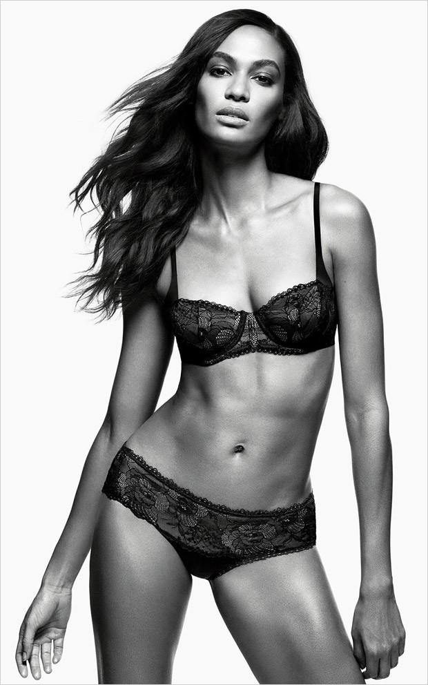 IMG Models - Joan Smalls | Calvin Klein x Zalando F/W 2015