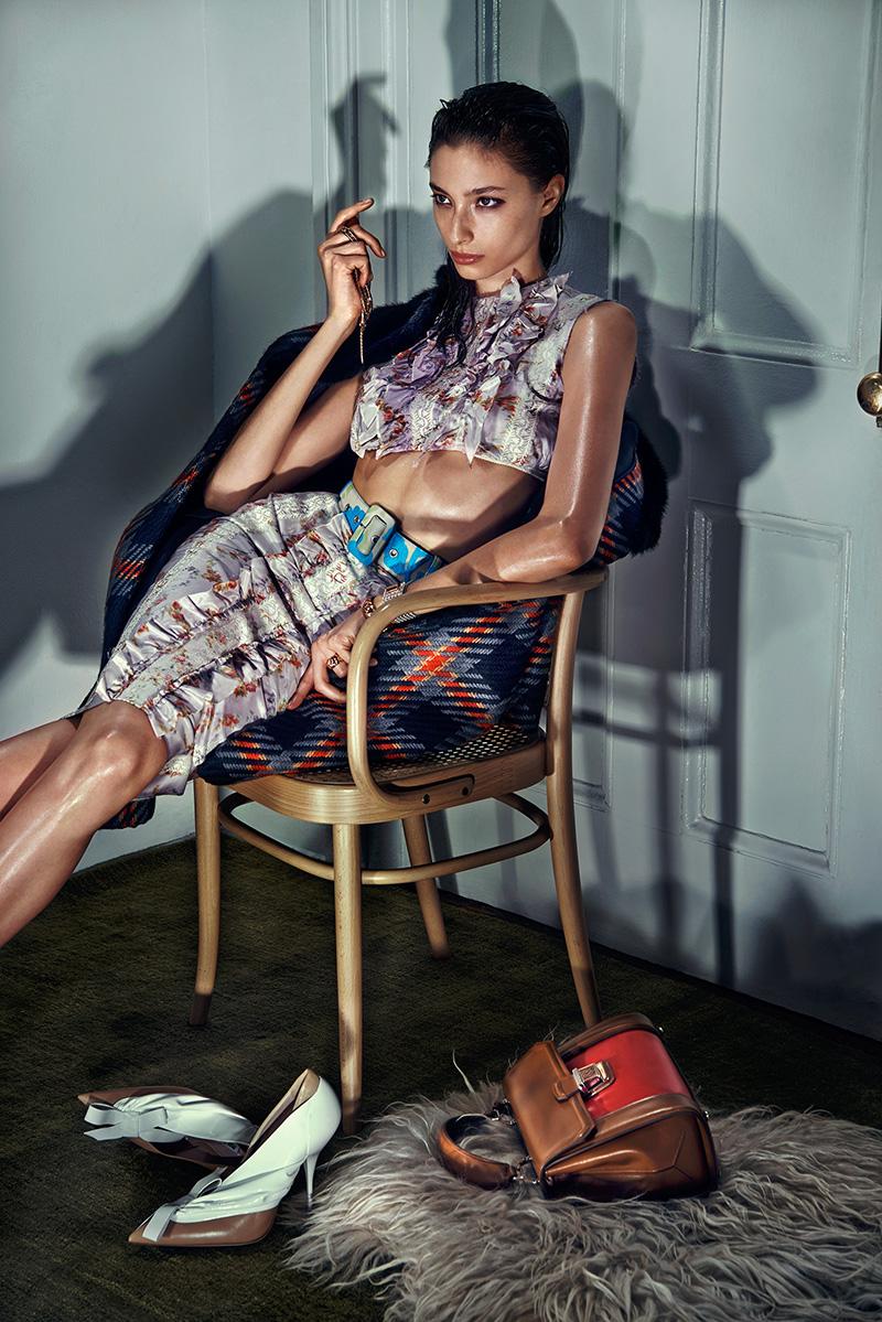 Alexandra Agoston | W March 2015