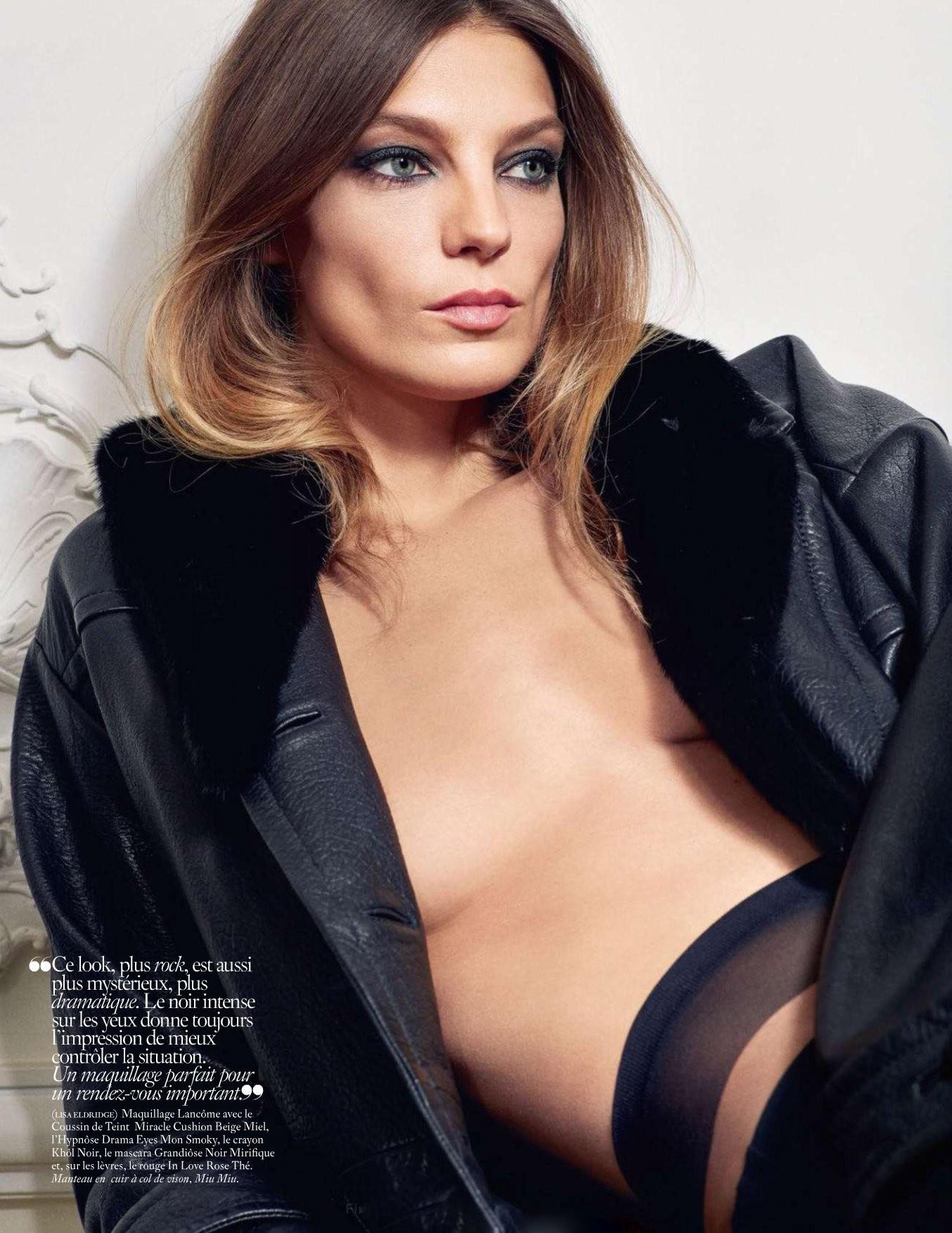 Daria Werbowy Height Img Models Daria Werbowy