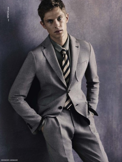 giorgio armani models - photo #9