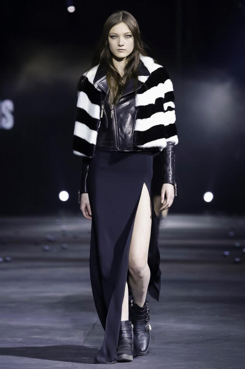 Philippe Plein | Fall 2015 | IMG Models Felipe Plein