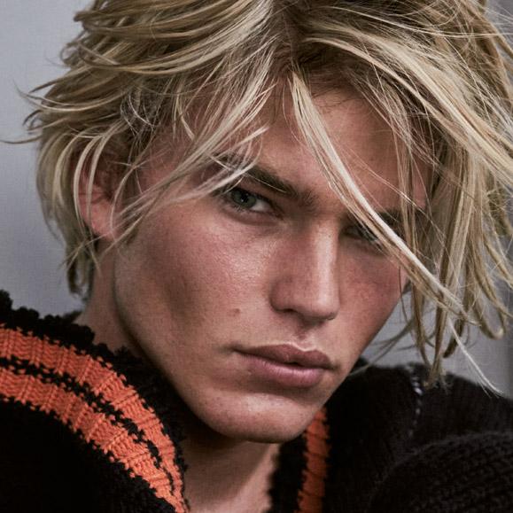Jordan Barrett Russh April 2017 Img Models