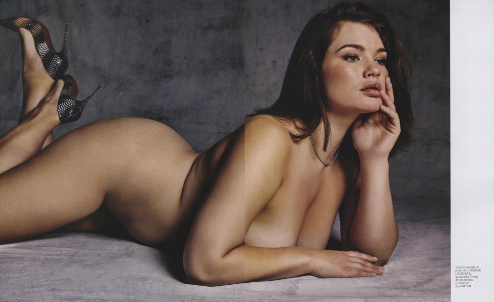 Фото моделей xxl голые