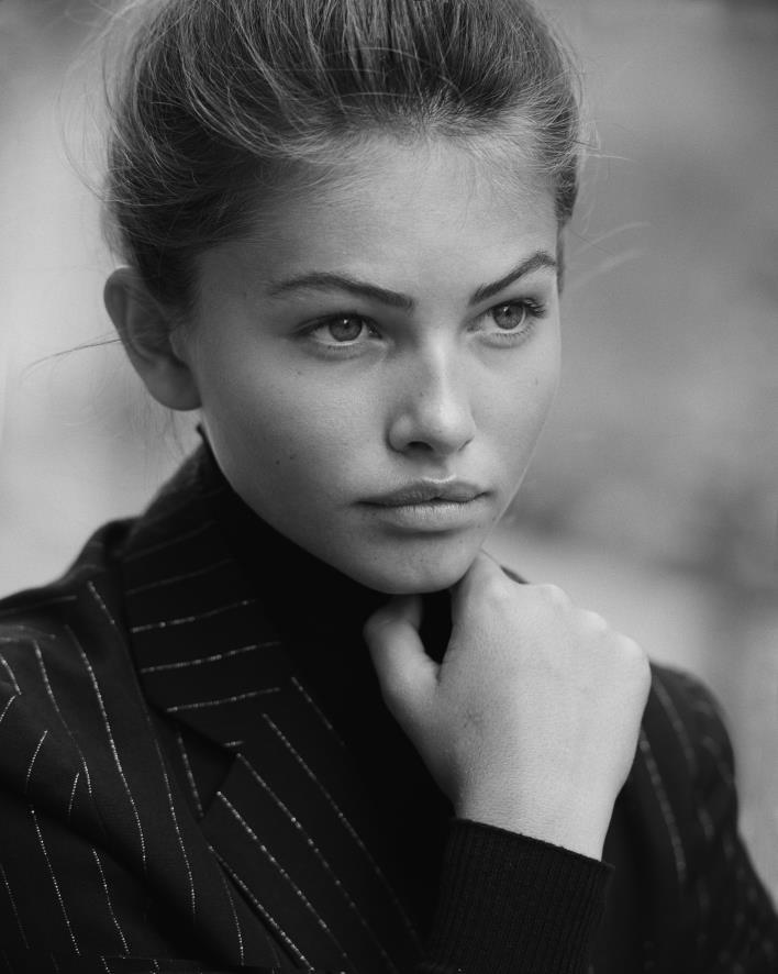 Thylane blondeau img models for Model height