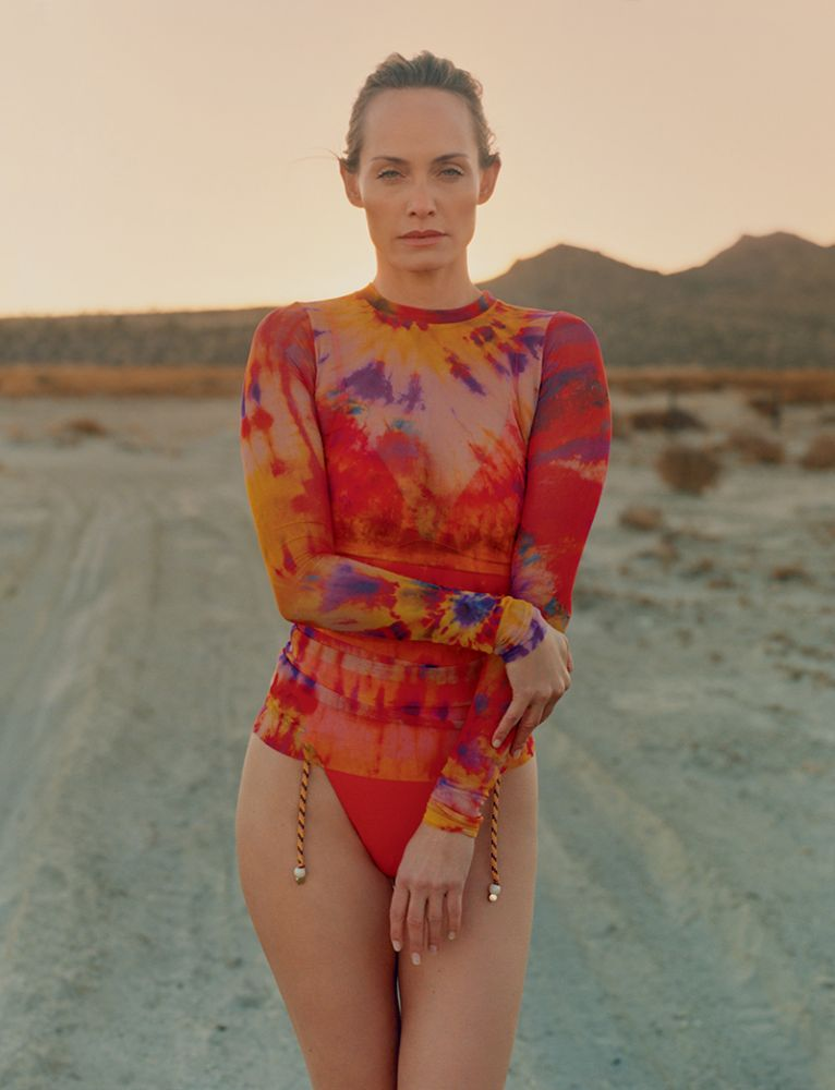 Amber Valletta | Vogue UK March 2019 | IMG Models