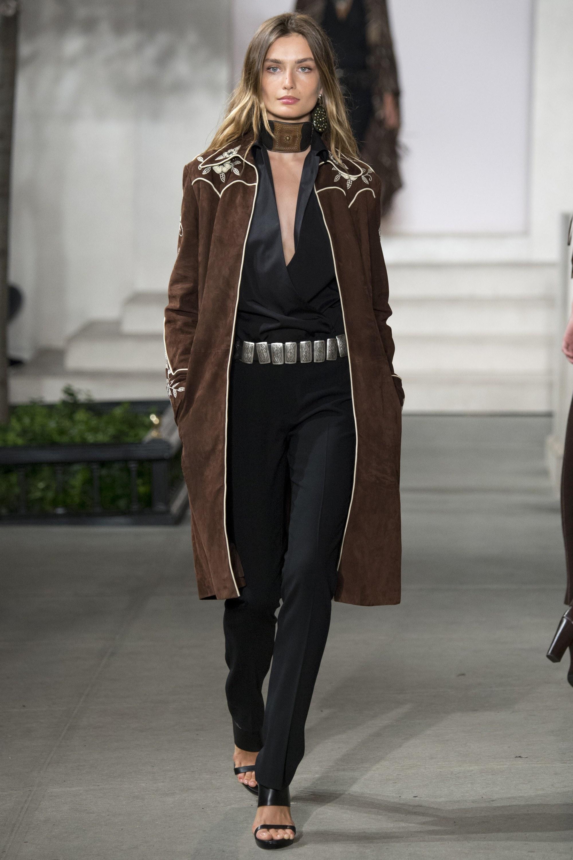 Ralph Lauren Spring  Fashion Show