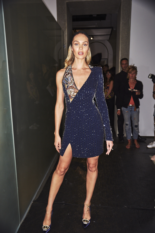 Candice Swanepoel | Versace
