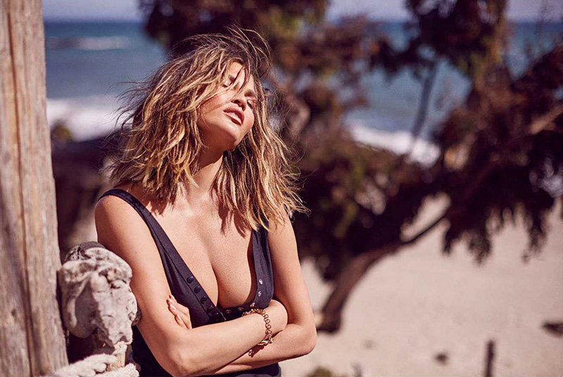 ELLE Australia magazine makes model Gemma Ward their July