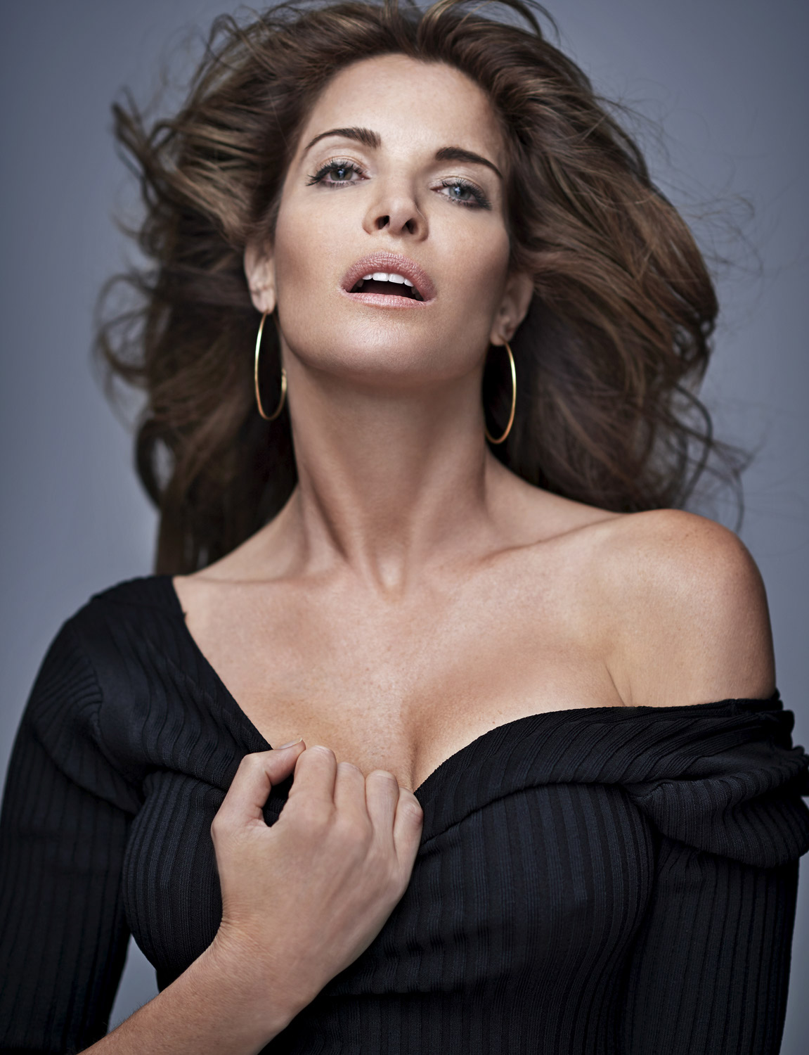 stephanie seymour elle spain october 2016 img models