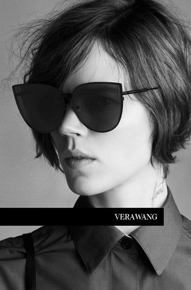 Freja Beha Erichsen Vera Wang Ss 2018 Img Models