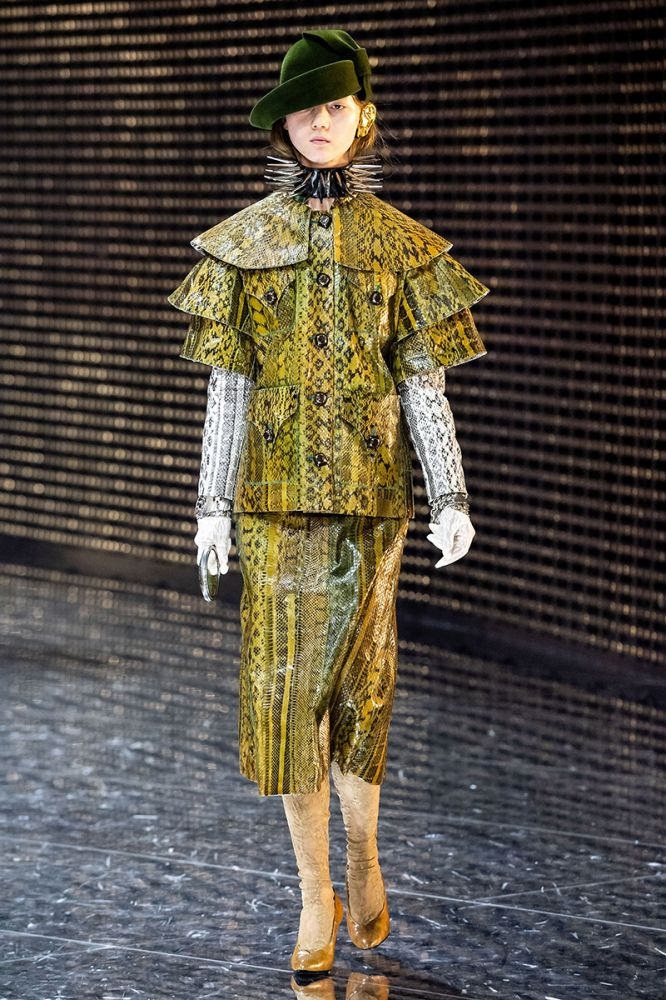 F W 20177 18 Future Trend The Danish Girl: Gucci F/W 2019