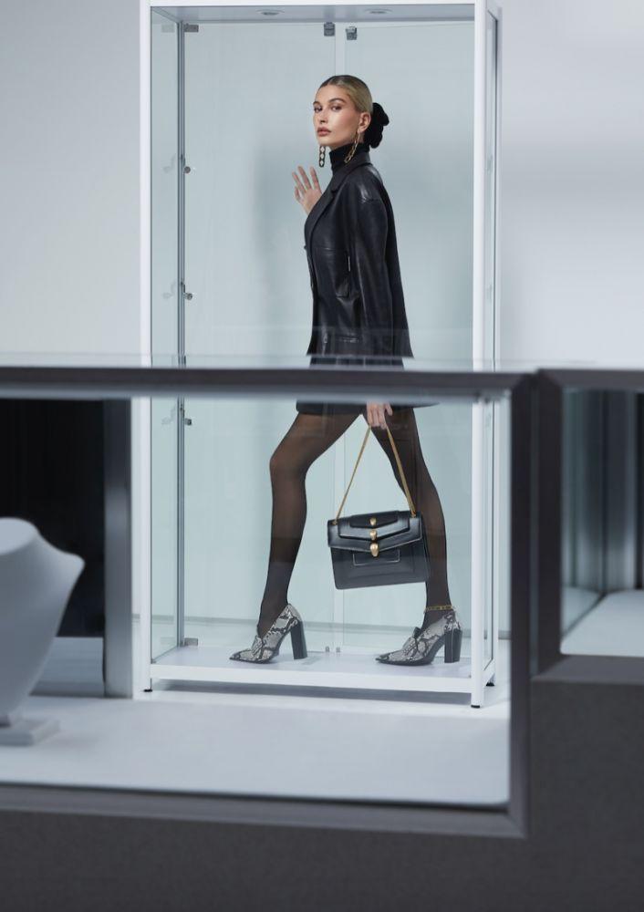 magasin en ligne 7b852 35099 Hailey Bieber | Alexander Wang x Bulgari F/W 2019 | IMG Models