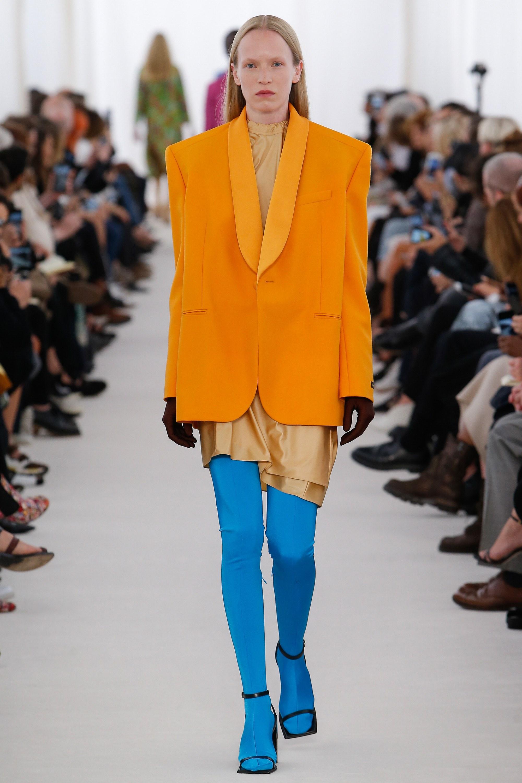 Balenciaga Fashion Show Spring