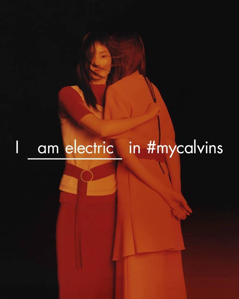 72b0a46a0af Hyunji Shin   Calvin Klein Platinum Label S/S 2016   IMG Models