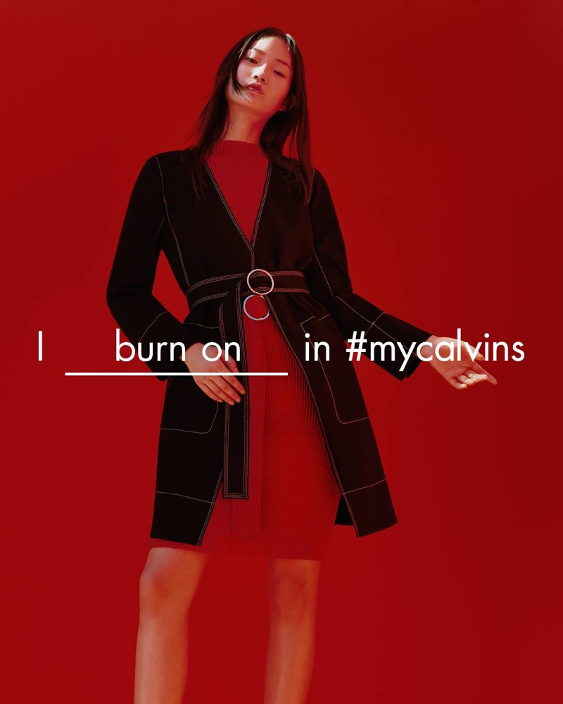 cf064f48add Next. Show more. Hyunji Shin   Harley Weir   Calvin Klein Platinum Label ...