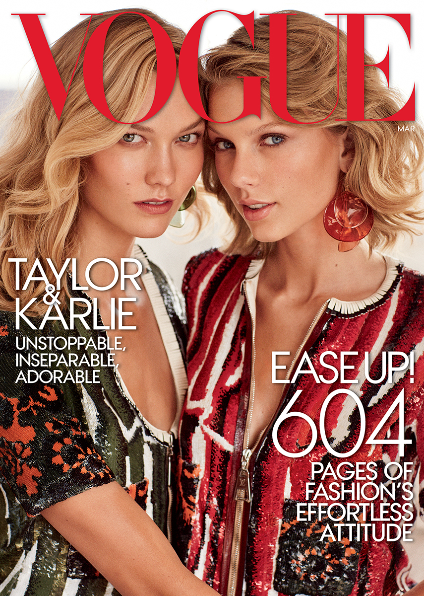 Karlie Kloss | Vogue March 2015 | IMG Models