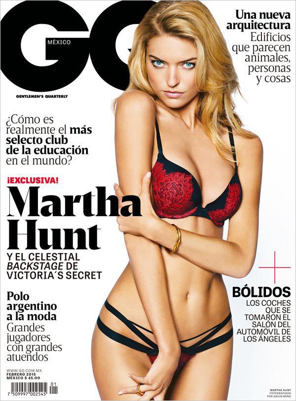 Gq female models
