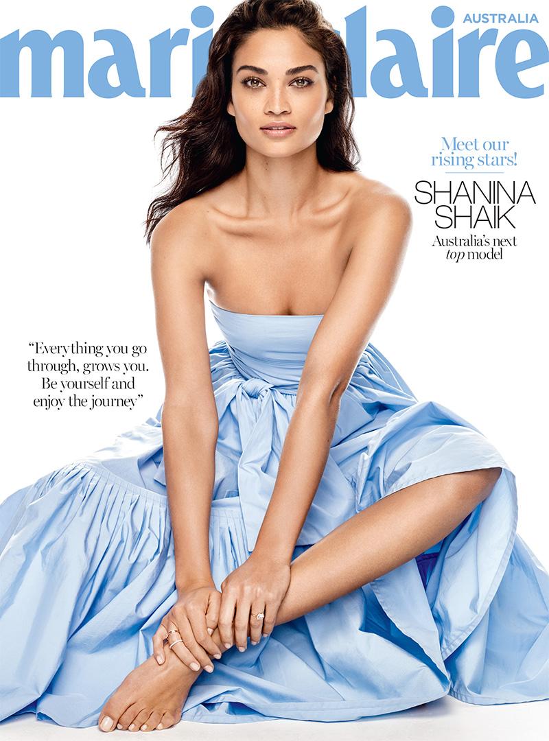 Shanina Shaik AUS 5 2011-2012, 2014-2015, 2018