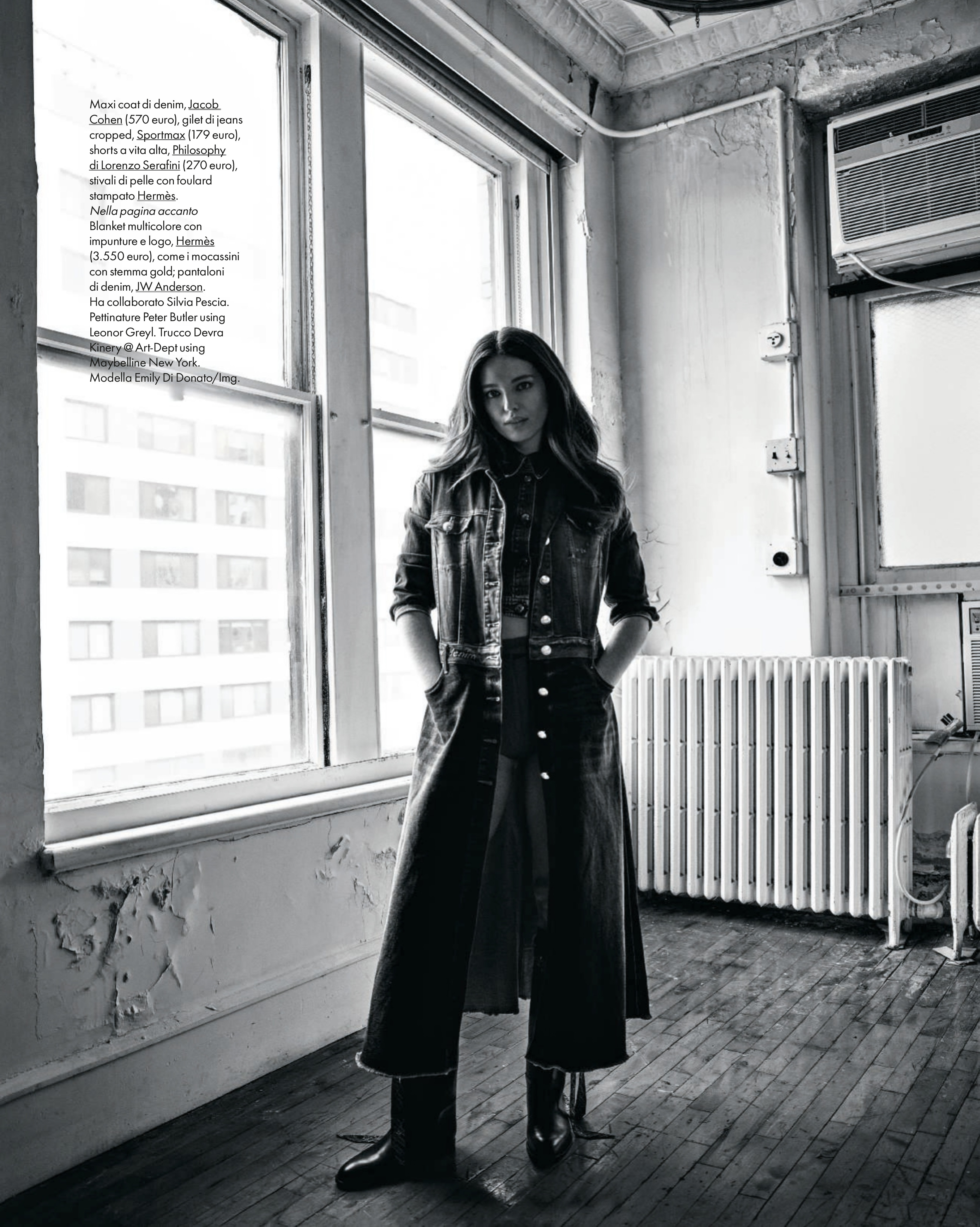 Emily Didonato | IMG Models