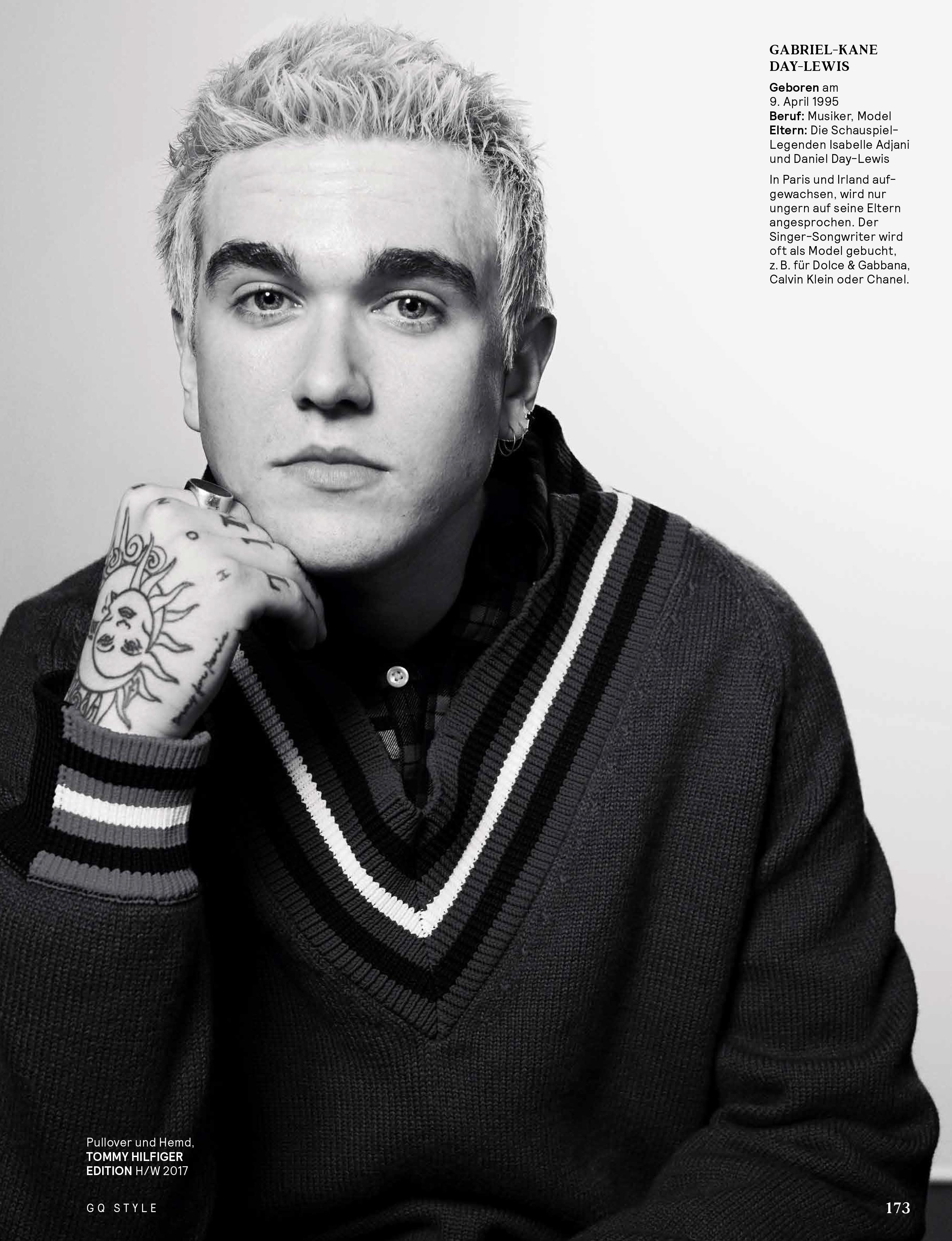 Gabriel-Kane Day-Lewis | IMG Models