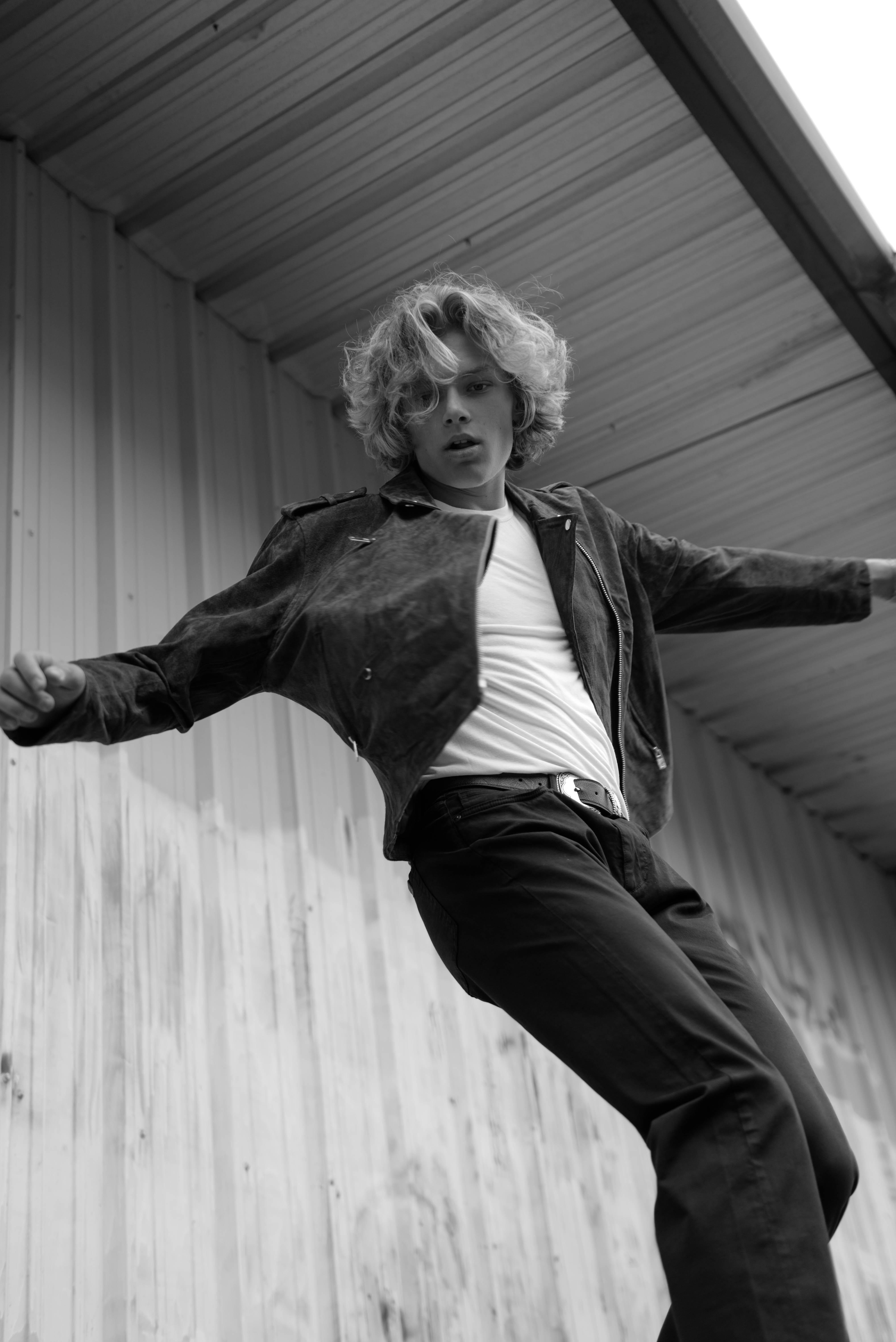 Chase Hoffinger | IMG Models